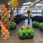 Promotion garage